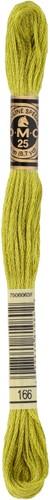 DMC 117MC Mouliné Spécial Embroidery Thread 8m 166