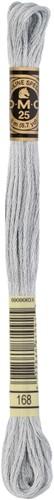DMC 117MC Mouliné Spécial Embroidery Thread 8m 168
