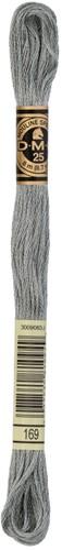 DMC 117MC Mouliné Spécial Embroidery Thread 8m 169
