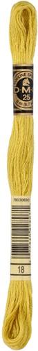 DMC 117MC Mouliné Spécial Embroidery Thread 8m 18