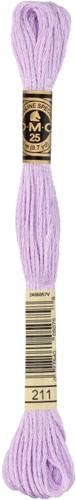 DMC 117MC Mouliné Spécial Embroidery Thread 8m 211