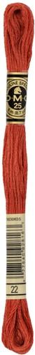 DMC 117MC Mouliné Spécial Embroidery Thread 8m 22