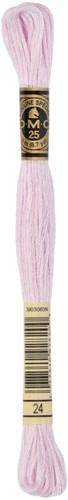 DMC 117MC Mouliné Spécial Embroidery Thread 8m 24