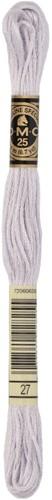DMC 117MC Mouliné Spécial Embroidery Thread 8m 27