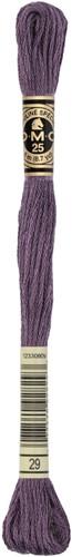 DMC 117MC Mouliné Spécial Embroidery Thread 8m 29