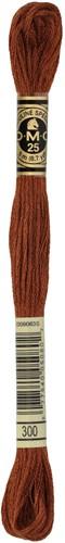DMC 117MC Mouliné Spécial Embroidery Thread 8m 300