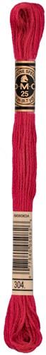 DMC 117MC Mouliné Spécial Embroidery Thread 8m 304