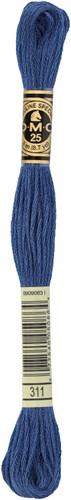 DMC 117MC Mouliné Spécial Embroidery Thread 8m 311
