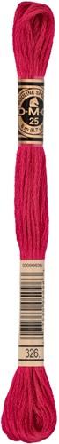 DMC 117MC Mouliné Spécial Embroidery Thread 8m 326