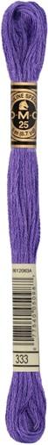 DMC 117MC Mouliné Spécial Embroidery Thread 8m 333