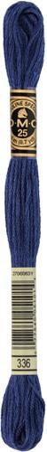DMC 117MC Mouliné Spécial Embroidery Thread 8m 336