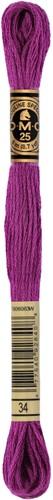 DMC 117MC Mouliné Spécial Embroidery Thread 8m 34