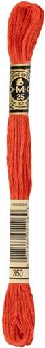 DMC 117MC Mouliné Spécial Embroidery Thread 8m 350
