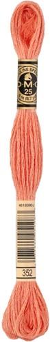 DMC 117MC Mouliné Spécial Embroidery Thread 8m 352