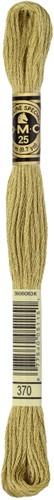 DMC 117MC Mouliné Spécial Embroidery Thread 8m 370