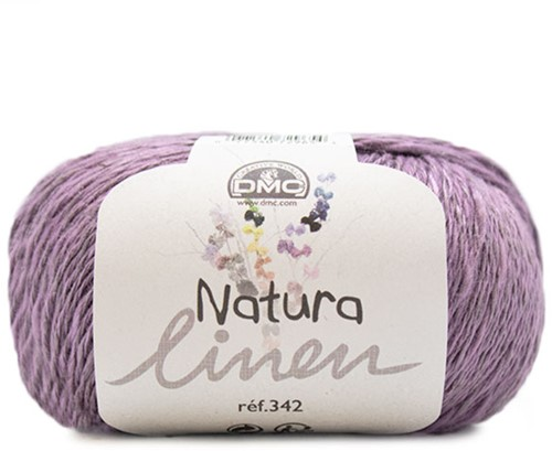 DMC Natura Linen 006 Purple