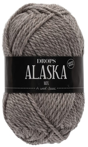 Drops Alaska Mix 49 Light Brown