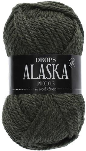 Drops Alaska Uni Colour 51 Olive