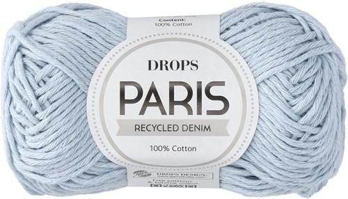 Drops Paris Recycled Denim 100 Light-wash