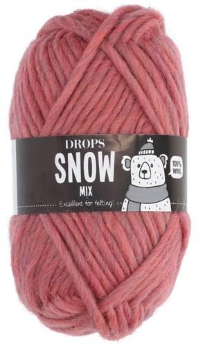 Drops Snow (Eskimo) Mix 83 Mauve