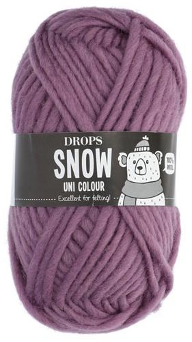 Drops Snow (Eskimo) Uni Colour 65 Heather