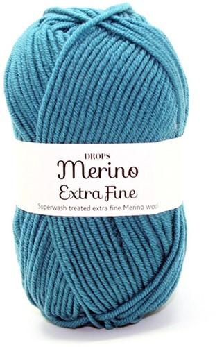 Drops Merino Extra Fine Uni Colour 28 North Sea