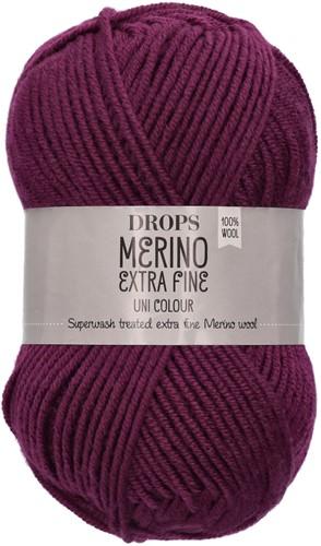 Drops Merino Extra Fine Uni Colour 35 Dark Heather