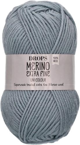 Drops Merino Extra Fine Uni Colour 38 Blue Mist