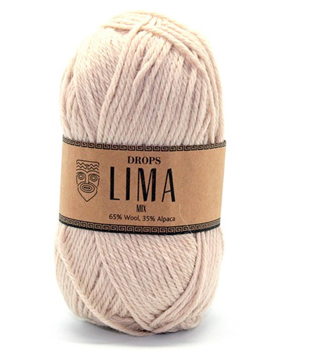 Drops Lima Mix 206 Light beige