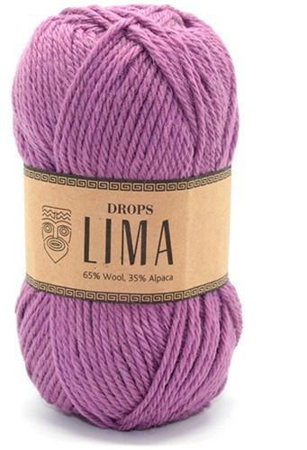 Drops Lima Uni Colour 4088 Heath