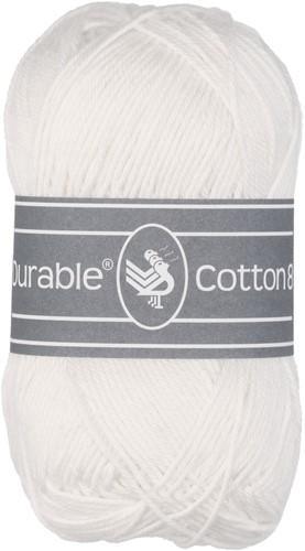 Durable Colored Cotton No. 8 202