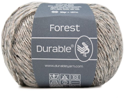 Durable Forest 4000 Grey