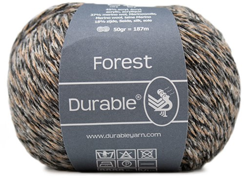 Durable Forest 4001  Beige Blue