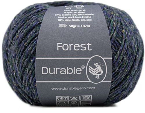 Durable Forest 4005 Blue/Green