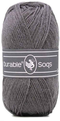 Durable Soqs 2236 Charcoal