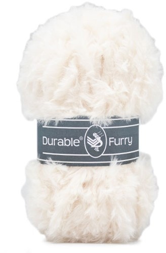 Durable Furry 326 Ivory