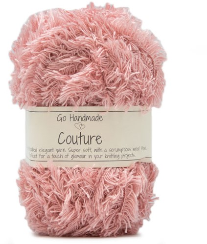 Go Handmade Couture 07 Light Pink