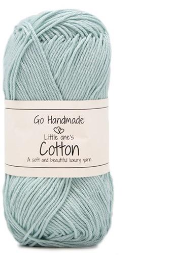 Go Handmade Little Ones Cotton 36 Sky Blue