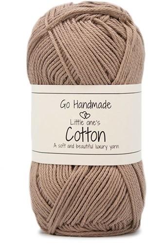 Go Handmade Little Ones Cotton 47 Brown