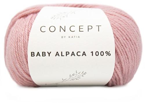 Katia Baby Alpaca 100% 506 Light pink