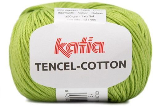 Katia Tencel-Cotton 013 Pistachio