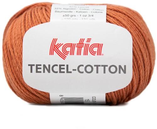 Katia Tencel-Cotton 015 Rust