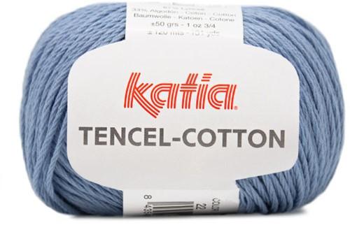 Katia Tencel-Cotton 022 Blue