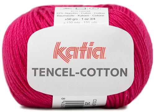 Katia Tencel-Cotton 026 Fuchsia