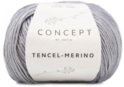 Katia Tencel-Merino 54 Light grey