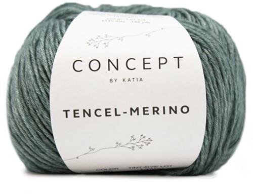 Katia Tencel-Merino 56 Mint green