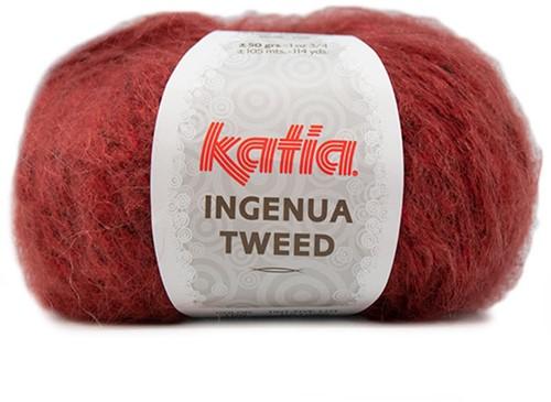 Katia Ingenua Tweed 106 Rust