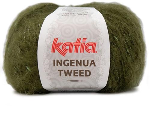 Katia Ingenua Tweed 107 Green