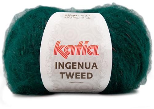 Katia Ingenua Tweed 108 Petrol