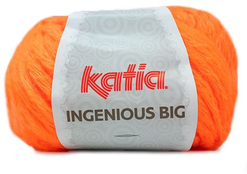 Katia Ingenious Big 084 Luminous bright orange